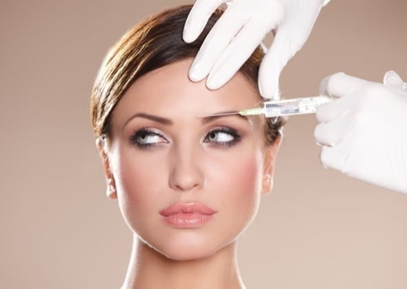 anti wrinkle injections london